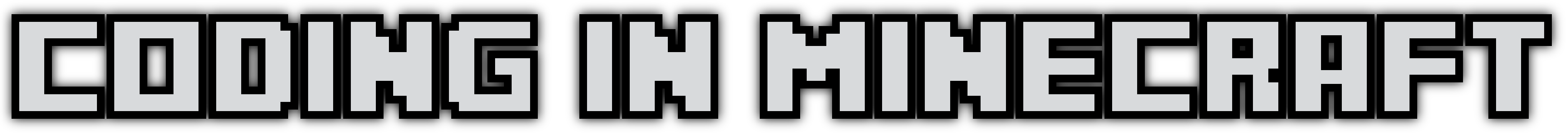 Coding in Minecraft